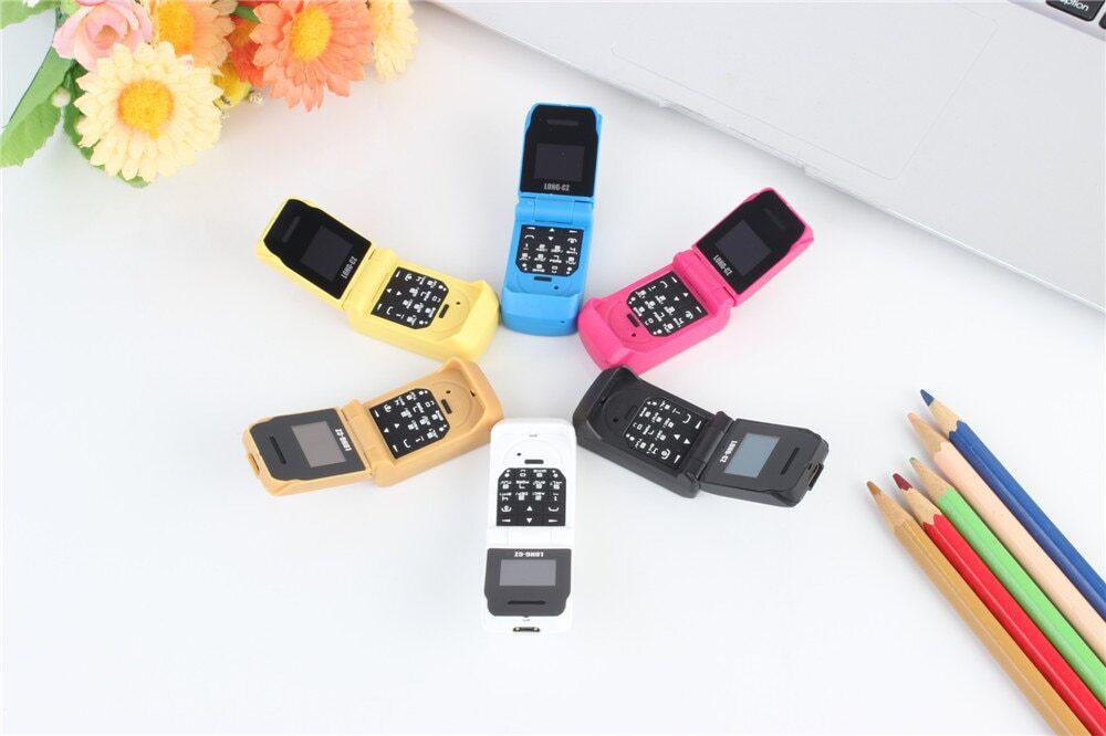разные цвета мини телефон